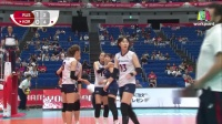 俄罗斯 vs 韩国 - 2019女排世界杯