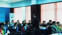 陆高飞老师在广西柳环环保技术有限公司开展培训