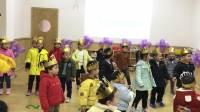 金豆豆幼儿园11月份小朋友生日派对活动