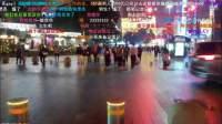 20191210_212900街上找人关注西游网游戏 正能量帮内蒙来沪旅游的两个女孩提袋子+玩刮刮乐