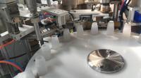 胶水灌装生产线 全自动灌装加塞旋盖一体机.