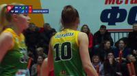2019.12.22 乌拉洛奇卡 vs 莫斯科迪那摩 - 2019/2020俄罗斯女排超级联赛第10轮