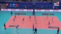 2019.12.25 半决赛 乌拉洛奇卡 vs 莫斯科迪那摩 - 2019女排俄罗斯杯赛