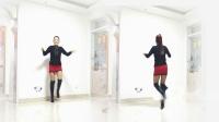 好心情蓝蓝广场舞原创【173】火爆神曲健身舞【2020幸福来敲门正背面】附教学