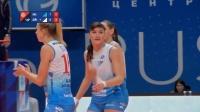 2020.01.19 喀山迪那摩 vs 莫斯科迪那摩 - 20192020俄罗斯女排超级联赛第11轮