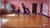 红星杨艺术培训中心舞蹈班恭祝大家新年快乐