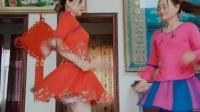 气质美女双人舞对跳!华玉在此祝福全国各地的人们回家平平安安过新年!🙏🙏🙏