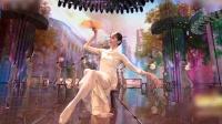 朱洁静《晨光曲》,重现上世纪30年代的上海风情 央视春晚 20200124