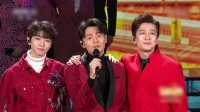 李荣浩于毅王俊凯《爸爸妈妈》,朴实旋律歌颂亲情 央视春晚 20200124
