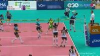 2020.01.31 半决赛 坦达拉 SESC Rio x SESI Bauru - 2020女排巴西杯赛