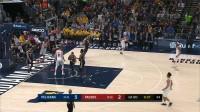 NBA 19/20赛季 常规赛 新奥尔良鹈鹕VS印第安纳步行者  举杯邀明月!沃伦底线插入绝美挑进