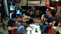 吉他高手合奏《加州旅馆》