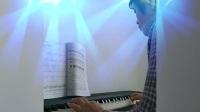 钢大视频:王利平钢琴独奏《在水一方》