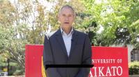 怀卡托大学2020新学期欢迎中国留学生