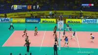 2020.02.21 决赛 海滩 vs 米纳斯 - 2020南美女排俱乐部锦标赛