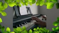 钢大视频:王利平钢琴弹奏【致爱丽丝】
