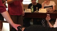 林杰中医外治圣手课堂教学治疗颈椎病手法视频