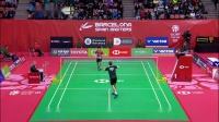 2020年西班牙羽毛球大师赛男单决赛安赛龙vs昆拉武特
