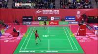 2020.02.23 决赛 马琳 vs 磋楚沃 - 2020西班牙羽毛球大师赛
