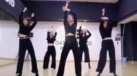 现代舞风【tirp】舞蹈教程  青岛爵士舞ME舞蹈室