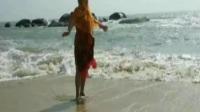 海南:铜鼓岭下的海滩