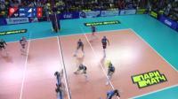 2020.02.28 QF第1场比赛 质子 vs 莫斯科迪那摩 - 2019/2020俄罗斯女排超级联赛