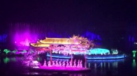 2019年兴汉胜境表演,大气壮观