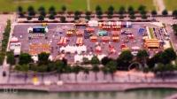 让世界变成小人国《移轴新加坡》