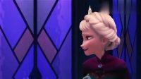 """冰雪奇缘:假如""""冰雪女王""""和汉斯在一起 穿上婚纱的艾莎超美"""