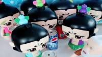 少儿益智幼教动画片:不舍得自己买却给葫芦娃们买饮料喝快来送他