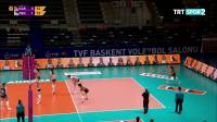公路 vs 费内巴切 - 2019/2020土耳其女排联赛第22轮