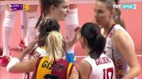 贝利恩 加拉塔萨雷 vs 航空 - 2019/2020土耳其女排联赛第19轮