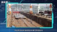 二战美国航母一造上百,中国至今只有两艘 为何现代航母要造这么久?