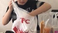 小胖君 KFC 儿童套餐