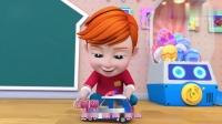 超级宝贝JOJO—玩具彩蛋车,趣味生活,满满的惊喜