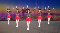 广场舞《无奈的思绪》一首老歌一支舞,时尚摇摆走走步~