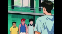 我在第023话 湘北篮球队的末日截了一段小视频