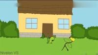 植物大战僵尸:戴夫用大师球收服喇叭花,转手秒杀偷袭者!