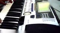雅马哈电子琴 PSR-540 路灯下的小姑娘