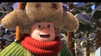 熊出没  熊熊乐园  猪猪侠  亲子玩具视频之小象冼衣服