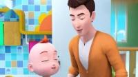 超级宝贝:JOJO很棒呀,早上起来自己刷牙,不用别人帮·