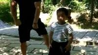 和爸爸一起跳舞《咋了,爸爸》