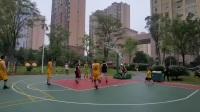 篮球友谊赛~老男孩(黄)VS国资委(深)1