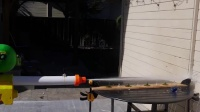 世界最大的水枪