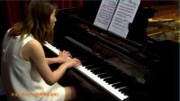 音协考级新编第二版 -示范《克拉莫 练习曲No.1》音协考级-第六级
