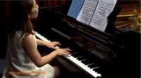 音协考级新编第二版 -示范《门德尔松 无词歌Op.102 No.5》音协考级-第六级