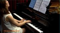 音协考级新编第二版 -示范《布格缪勒 纺织歌Op.139 No.18》音协考级-第六级