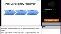 FDA:Keynote – Pharmacovigilance and Risk Management Conference 2020