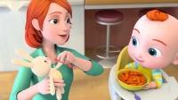 超级宝贝JOJO:这次蔬菜吃得好省心