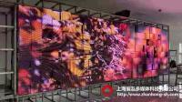 LED矩阵墙现场调试-上海展泓多媒体科技有限公司-展览展示多媒体展项源头供应商